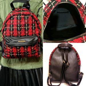Rampage Plaid Midi Backpack